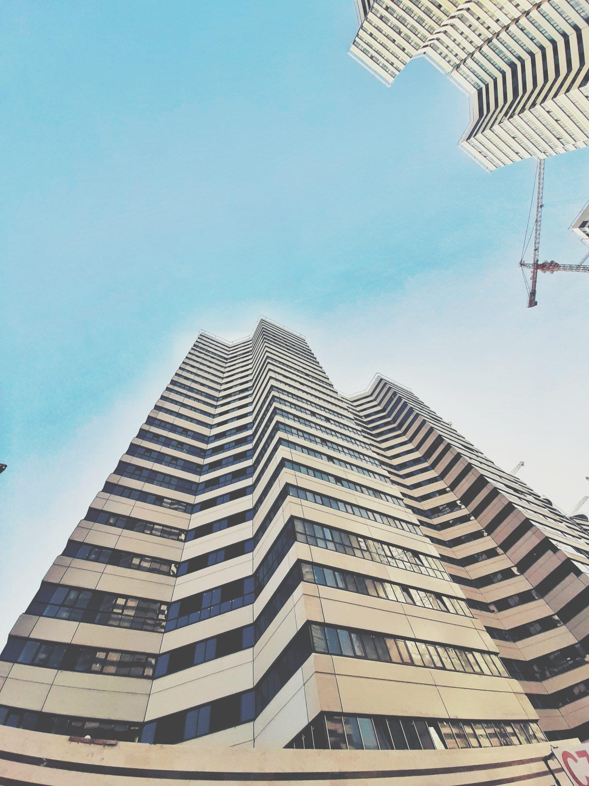 پروژه برج شهید خرازی بلوک سی ٨