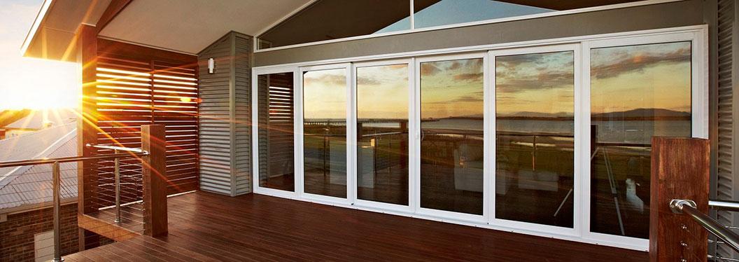 پنجره دو جداره و مزیت های پروفیل upvc